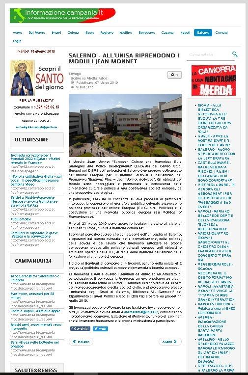 Informazione Campania 1