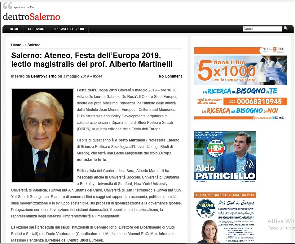 News Martinelli